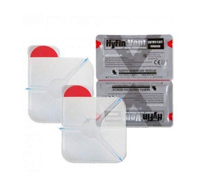 Parche torácico Hyfin Vent Twin Pack