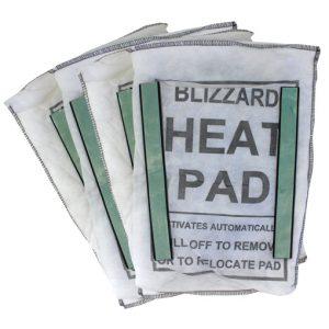 Parches de Calor para mantas Blizzard y sacos