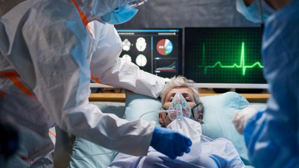 Paciente de covid