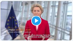 Bruselas hará compra masiva de test antigénicos
